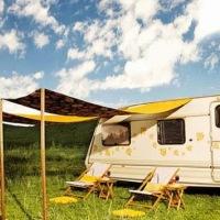 Un camper di design