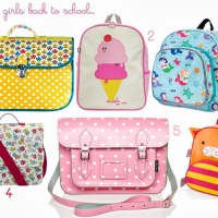 Back to school - Zaini e cartelle