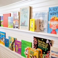 Kids book display - Librerie frontali