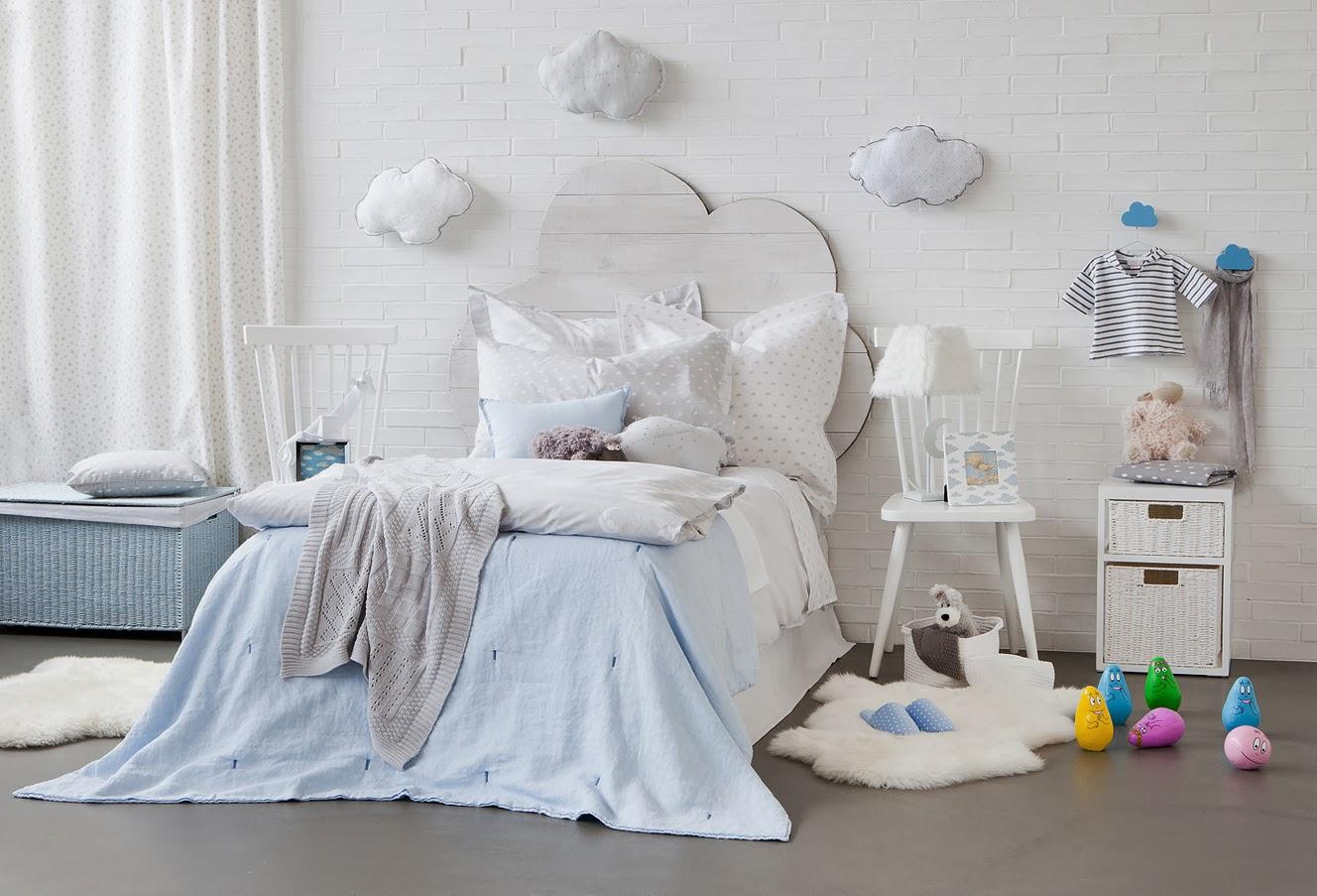 zara home kids la collezione primavera estate 2014 tra stelle e nuvole il cestino da picnic. Black Bedroom Furniture Sets. Home Design Ideas
