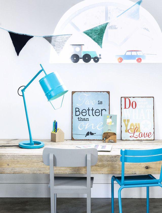 Children workspace